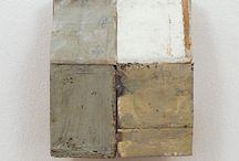 Matières peintes