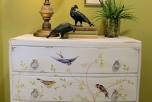 Chest Of Drawers Makeover Kitchen