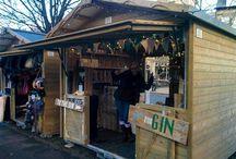 Harrogate Christmas Market 2015 / Harrogate Christmas Market. 60,000 people, let's see how many love gin!