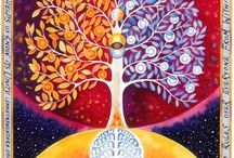 Painting with Gaia / The board of ideas that would inspire amazing creations.