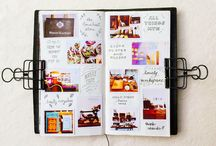 Travel Journaling / Who doesn't love travel and adventure? Travel Journaling is a great way to log your adventures, no matter what they are. Midori Traveler's Journal is the perfect place to do that journaling. We are OBSESSED with Midori and with a few looks here, you may be too.
