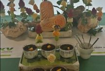 mesas saludables
