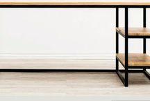 biurka & stoły