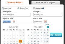 Online Travel Booking Engine
