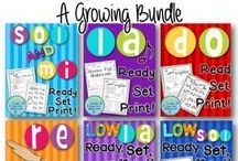 Bundles by Lindsay Jervis @ Kodaly Inspired Classroom