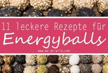 Energy Balls - Energy Riegel ‼️