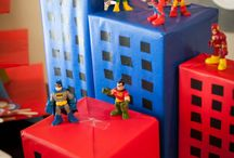 EYFS Superhero topic