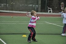 Tennis Lessons / How to teach beginning tennis