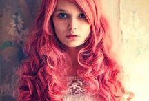 Haarfarben / Haarfarben