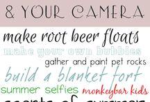 Photograph Your Summer / Photograph Your Summer
