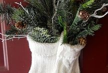 Decorate with gloves