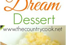 Desserts without Alcohol