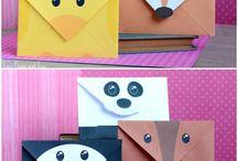 Inspiracje listy & pocztówki / Zainspiruj się, a potem samodzielnie wykonaj list lub wybierz pocztówkę do wysłania.