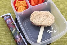 Creative lunches for Kiddos