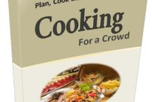 Entertaining / Ideas for recipes that would be great for entertaining; some are good for feeding a crowd.