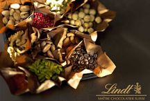 Delicious Lindt Ingredients / Lindt chocolate is filled with unique, premium and delicious ingredients.