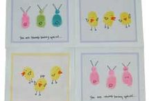 Easter Crafts / by Kelly Shilts