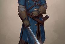 Charachter armour