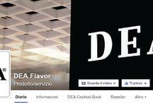 DEA'S STORY / La storia di DEA Flavor dal 2012 ad oggi, rivissuta a...suon di pin!
