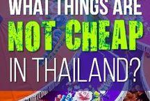 Thailand tips