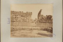 Lebanon in Photography (19thC) / Primary source material about Beirut, Baalbek, Saïda...
