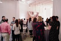 720 at the Point / A modern, flexible event space with a clean aesthetic located in Nashville.