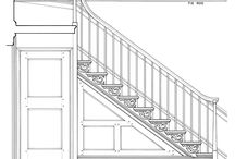 Interior II: Details / Architectural Interior details:  Walls, Windows, Doors, Floors, Ceilings, Stairs, Fireplaces, Furniture
