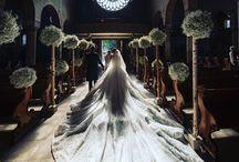 $1m wedding gown of Swaroski's heiress