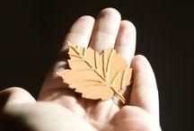 Fall Cards / I love Autumn Colors!