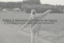Depressed quote