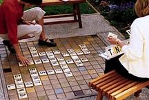Backyard games to make / by Justin McCabe
