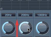 Recording EQ