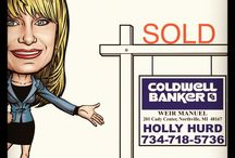 REALTOR Northville Michigan / Holly Hurd ~Living in the Northville, Michigan area for 40+ years , Holly Hurd is graduate of Northville High School, Schoolcraft College, Michigan State then raising her own family here Holly Hurd has first hand knowledge and knows the area quite well Please feel free to contact her for all your real estate needs
