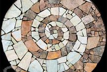 stone mosaic diy