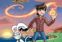 Crimson Rhen Steampunk story for kids of all ages / Crimson Rhen is a steampunk type story in the vein of Goonies, Indiana Jones, and other great 80's adventure movies. / by Kambrea Pratt