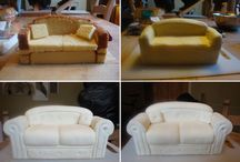 couch cake
