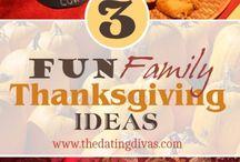 Thanksgiving  / by Patty Jones