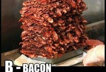 Holy Crap / Feaking Bacon