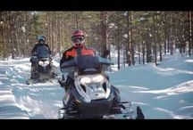 Videos about our activities / Videos about our activities in Rovaniemi in Lapland Finland