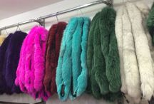 Stylish Fur Products! / Fur accessories.