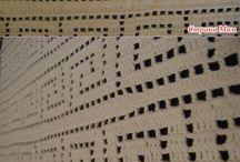 Chalecos pendientes para tejer
