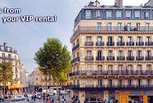 Paris Apartment Rental