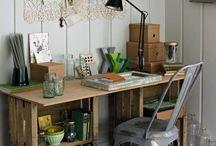 Декор мебели / Декор мебели фото и идеи декорирования мебели своими руками. Ищешь идеи как украсить мебель самостоятельно? Декор комодов, диванов, шкафов, столов и другой мебели.
