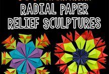 Origamit, paperin taittelu