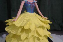 muñecas vestidas
