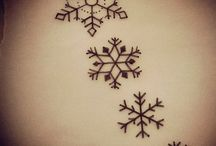 Tattoo / Ideas for my future snowflake tattoo❄️
