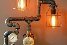 Lampa - hydrauliczna