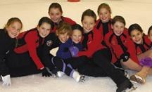 Escuela de Patinaje / Convierte el patinaje en tu deporte preferido. Pregunta sobre nuestros grados de competición y nuestros grupos por edades.