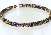 Beading / beading, bead crochet