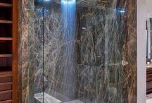 Banheiros - Ideias/Arquitetura